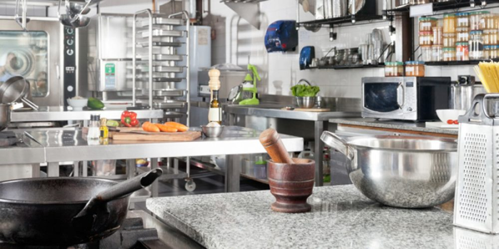 Acheter des matériels de cuisine professionnelle