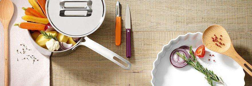 Acheter des ustensiles de cuisines de qualité en ligne