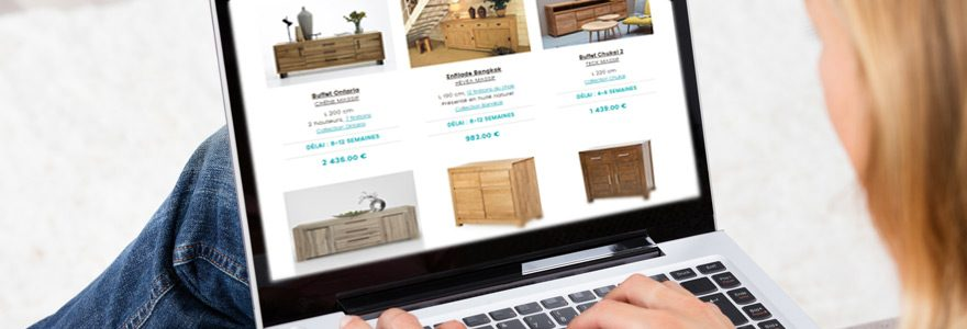 Bahut et buffet de cuisine en bois : le rangement idéal !