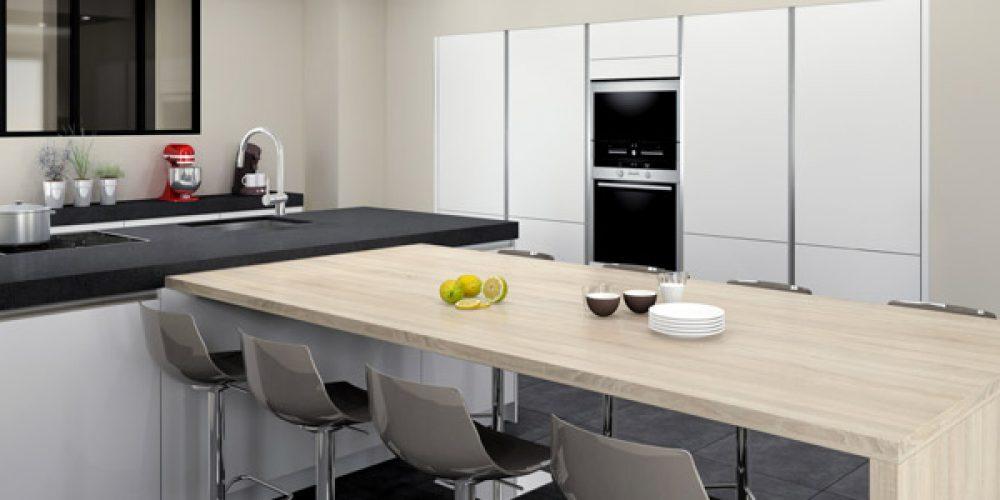 À quel prix aménager sa cuisine : Faites estimer votre projet gratuitement
