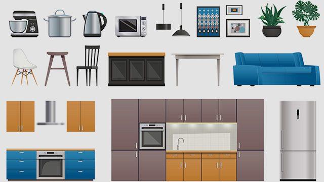 Choisir les équipements de cuisine